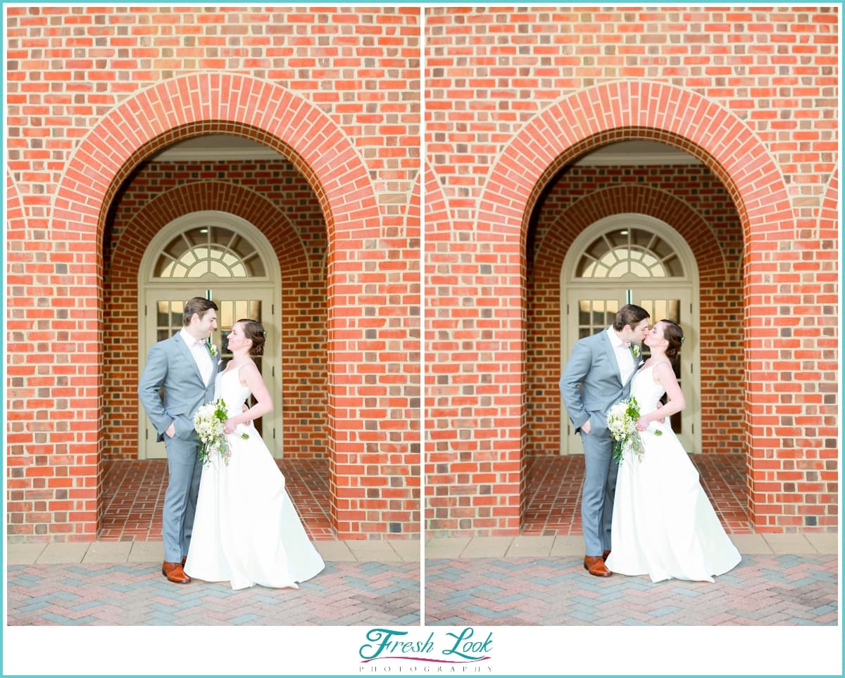 Founders Inn Bride and Groom Portraits