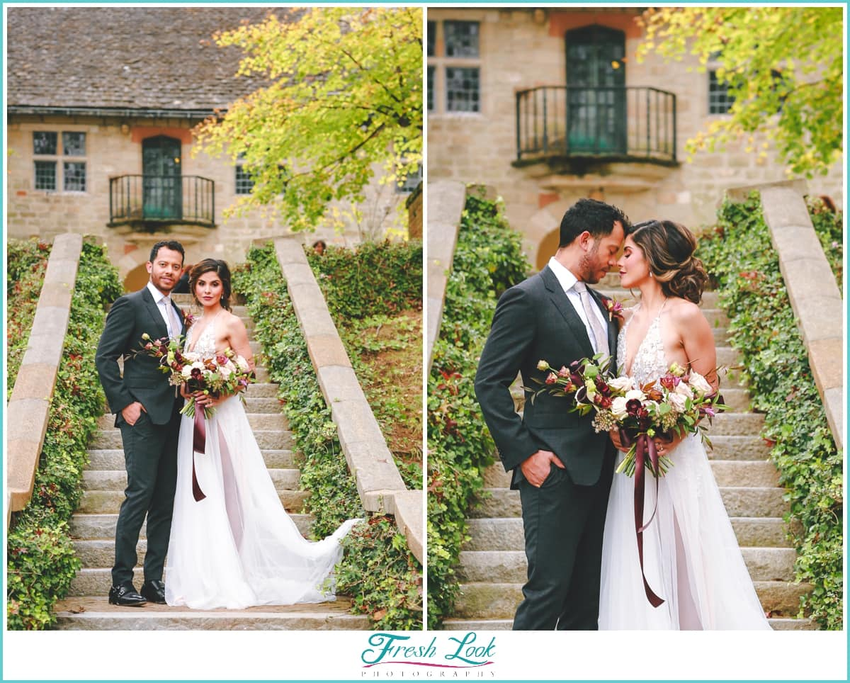 Virginia House Museum Wedding