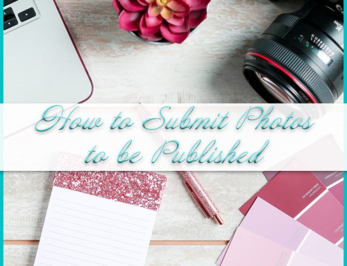 How to Submit Your Photos for Publication