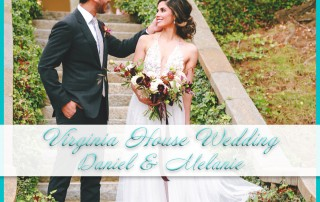 Virginia House Wedding