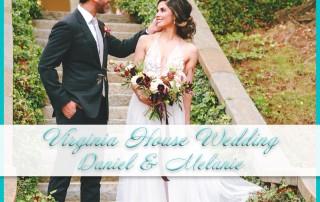 Virginia House Wedding