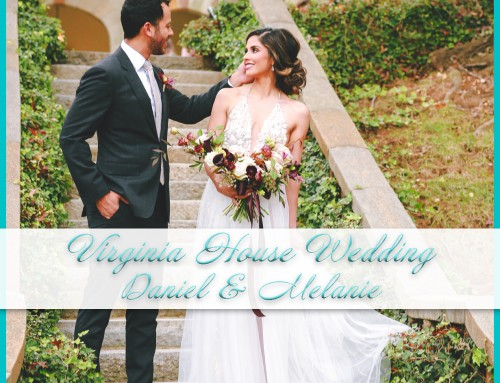 Virginia House Wedding | Richmond VA | Daniel+Melanie