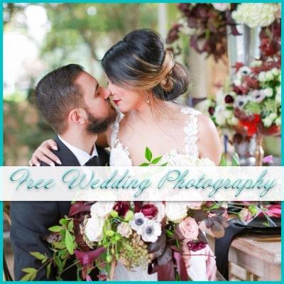 Wedding Photography Giveaway