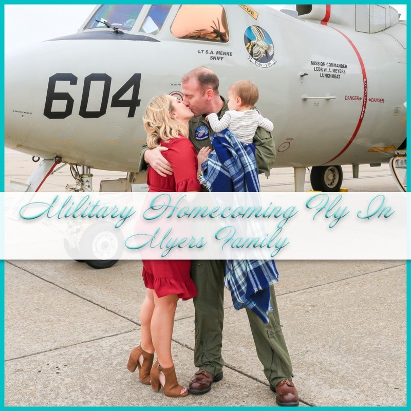 Military Homecoming Fly In