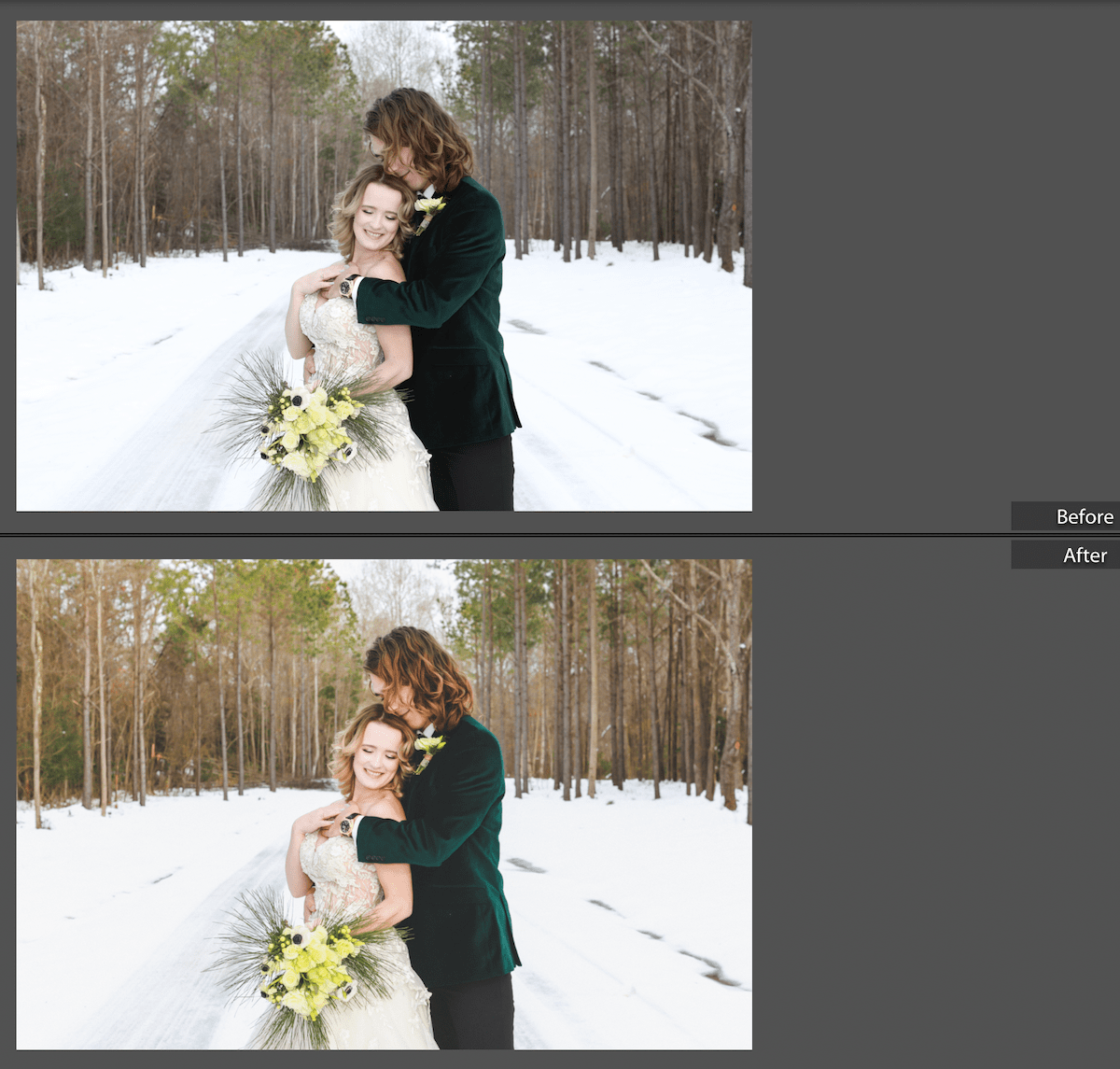 Wedding Editing Preset Review