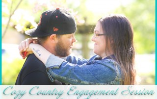 Cozy Country Engagement Session