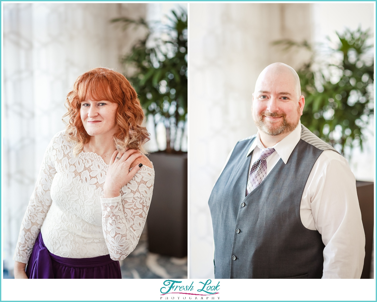 husband and wife anniversary photos