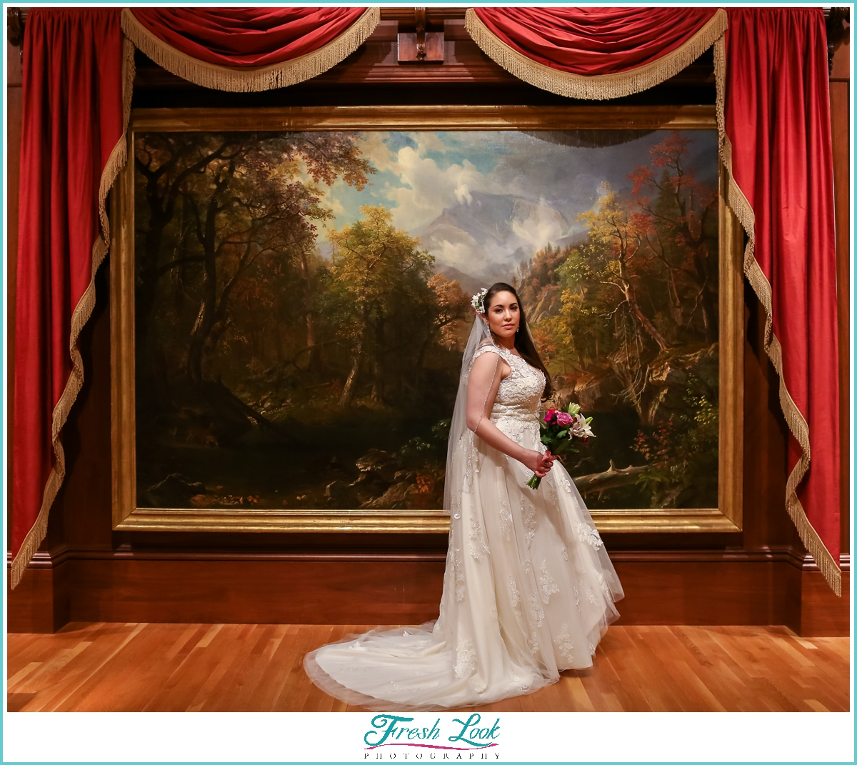 Chrysler Museum of Art wedding photographer