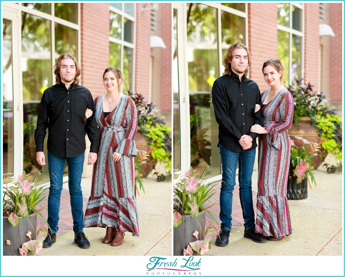 Engagement Poses to avoid