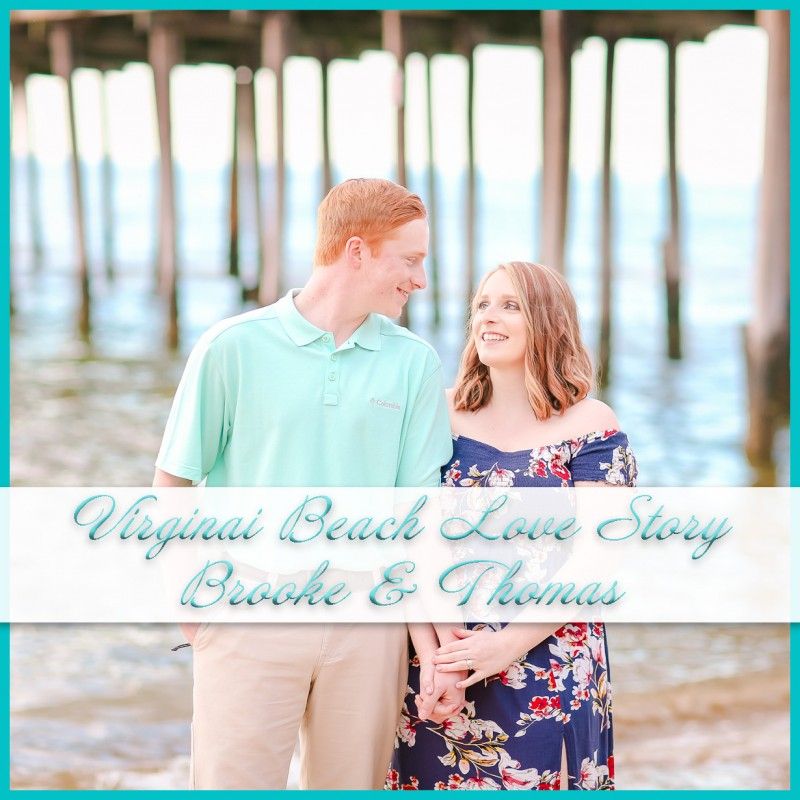 Virginia Beach Love Story