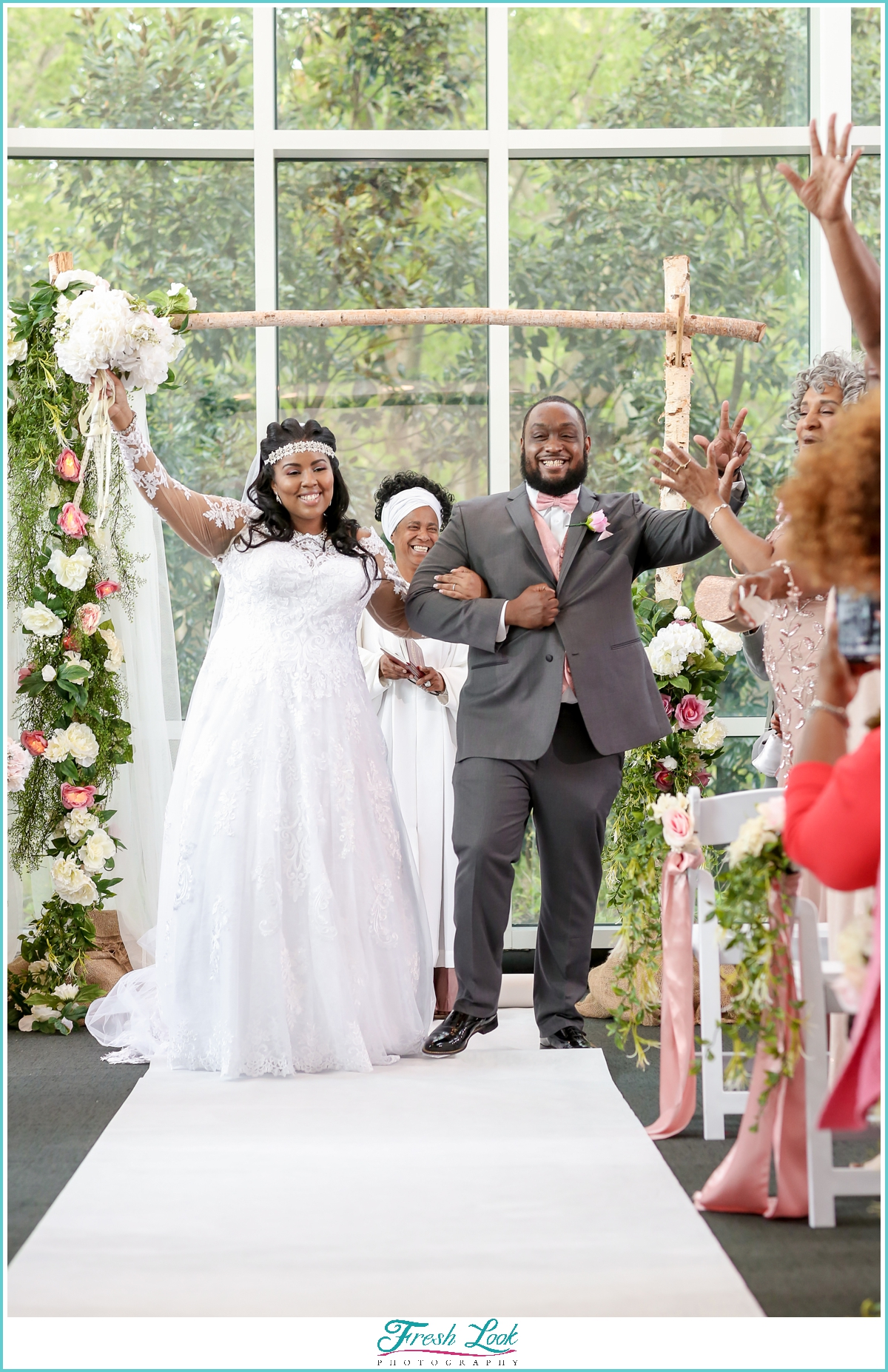 Fun Virginia Wedding Photography