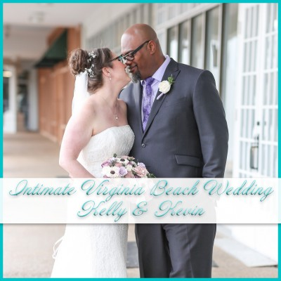 Intimate Virginia Beach Wedding