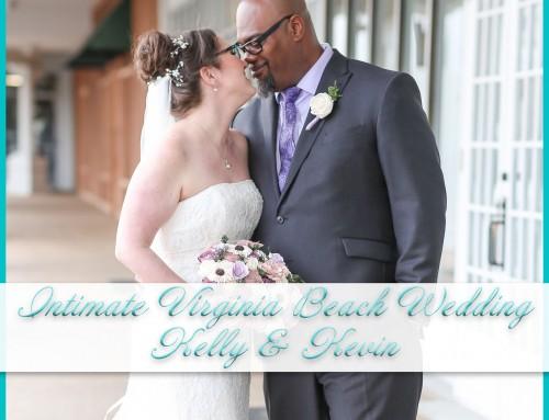 Intimate Virginia Beach Wedding | Kelly+Kevin