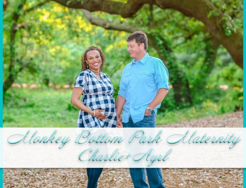 Monkey Bottom Park Maternity | Charlie+Ayrl