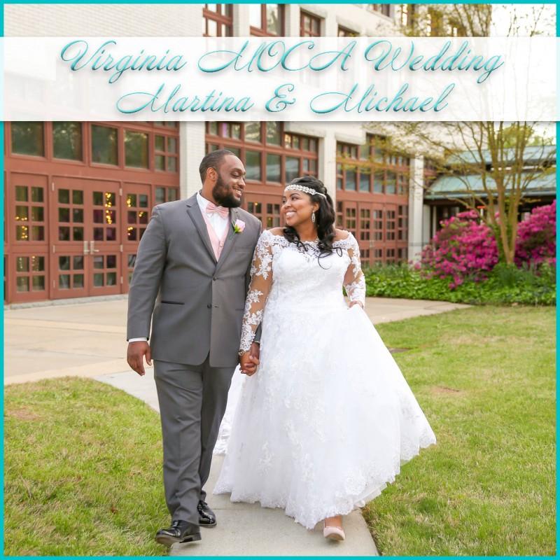 Virginia MOCA Wedding