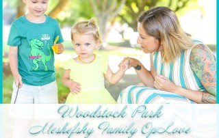 Woodstock Park Spring Photos