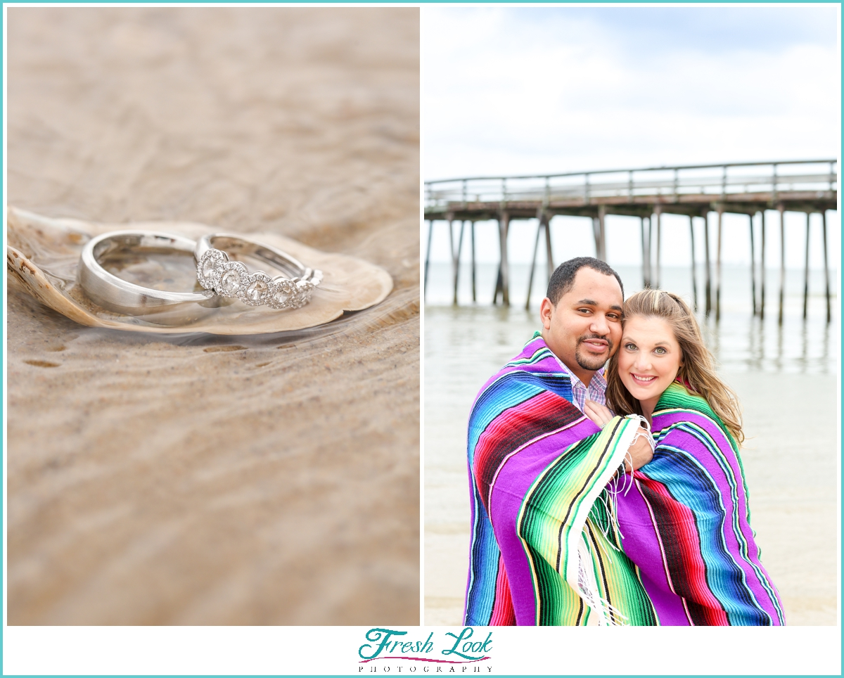 romantic Virginia Beach photography