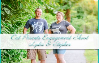 Cat Parents Engagement Session
