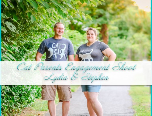 Cat Parents Engagement Session | Lydia+Stephen
