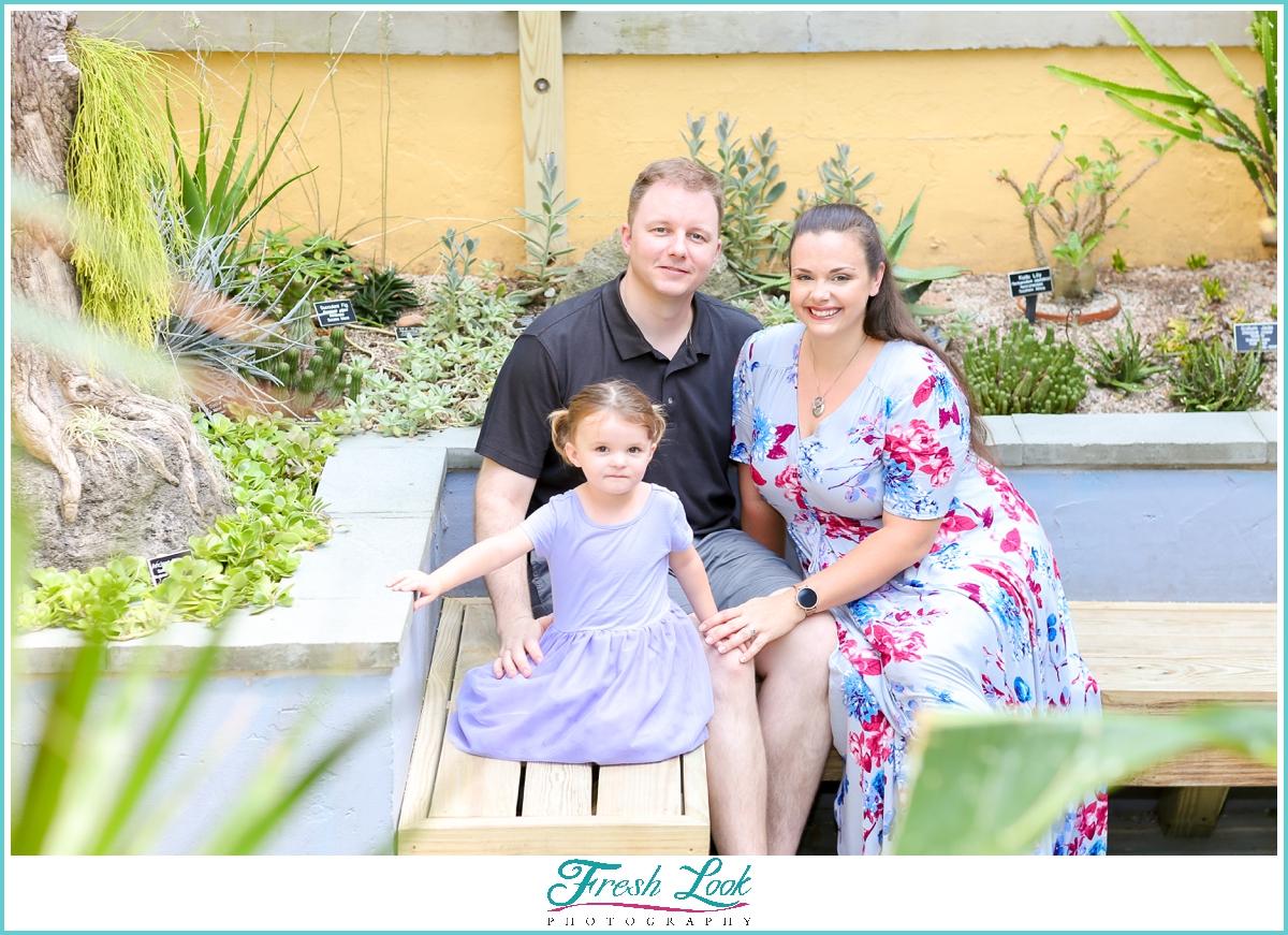 family of three photoshoot