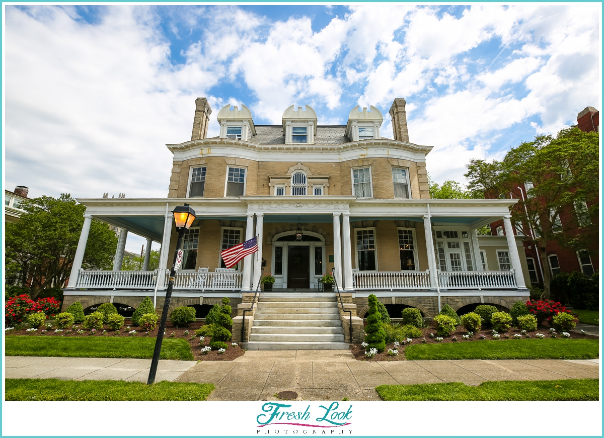 Historic Martin Mansion Wedding Venue