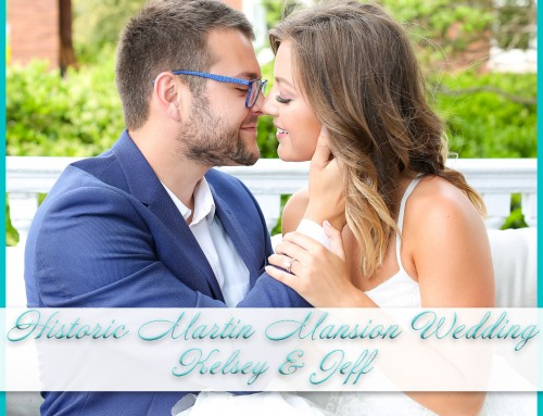 Historic Martin Mansion Wedding | Kelsey+Jeff