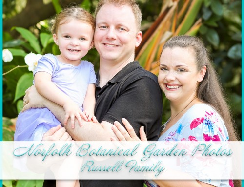 Norfolk Botanical Garden Photos | Russell Family