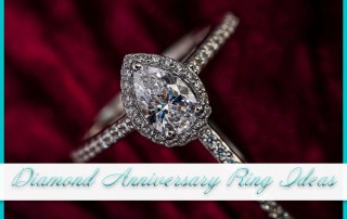 Diamond Anniversary Ring Ideas