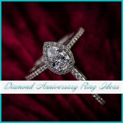 Diamond Anniversary Ring Ideas