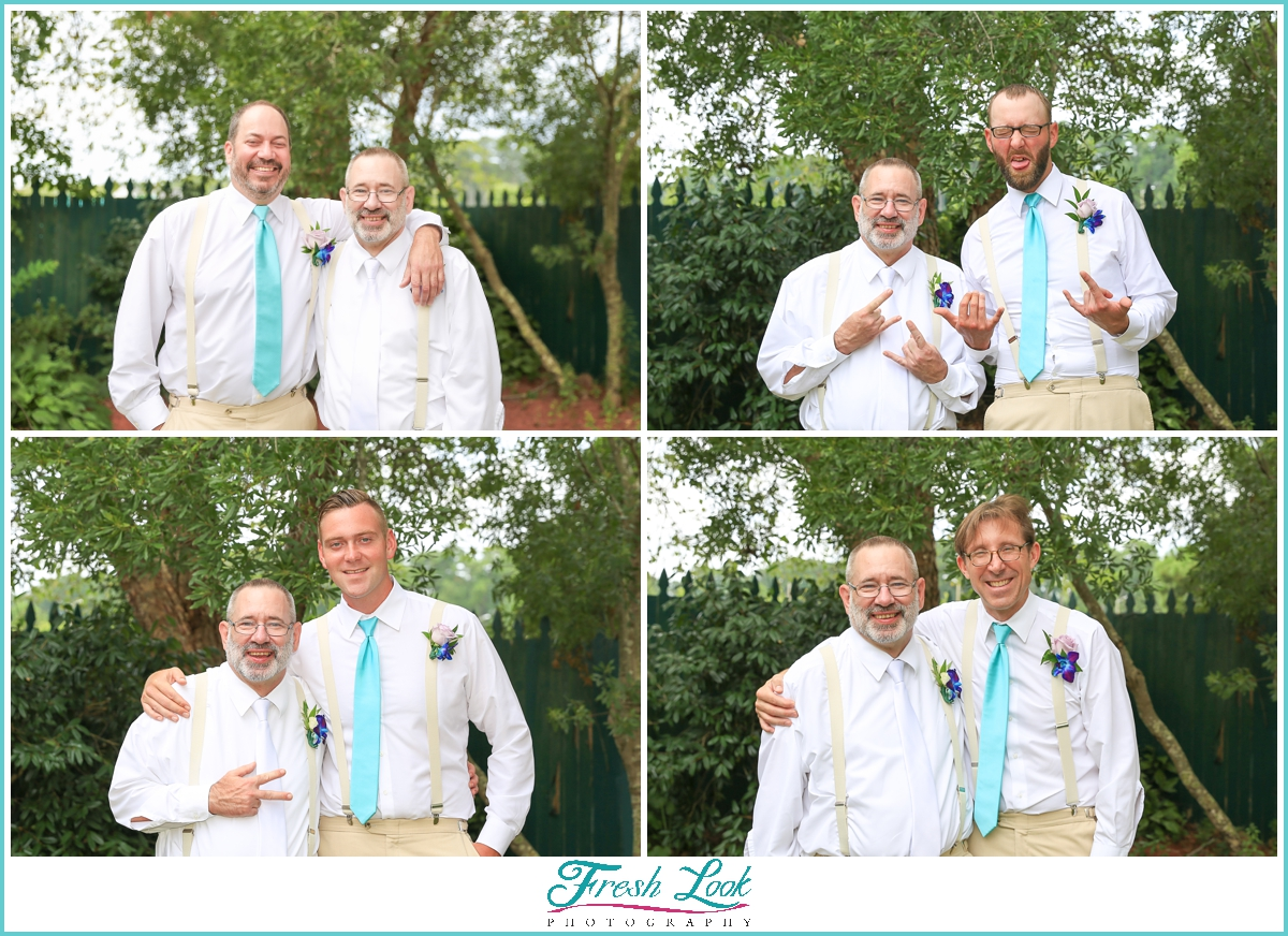 groom and groomsmen portrait ideas