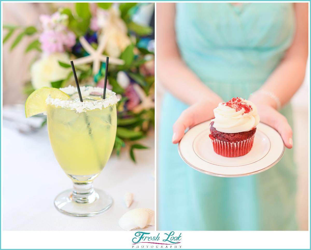 margaritas and cupcakes