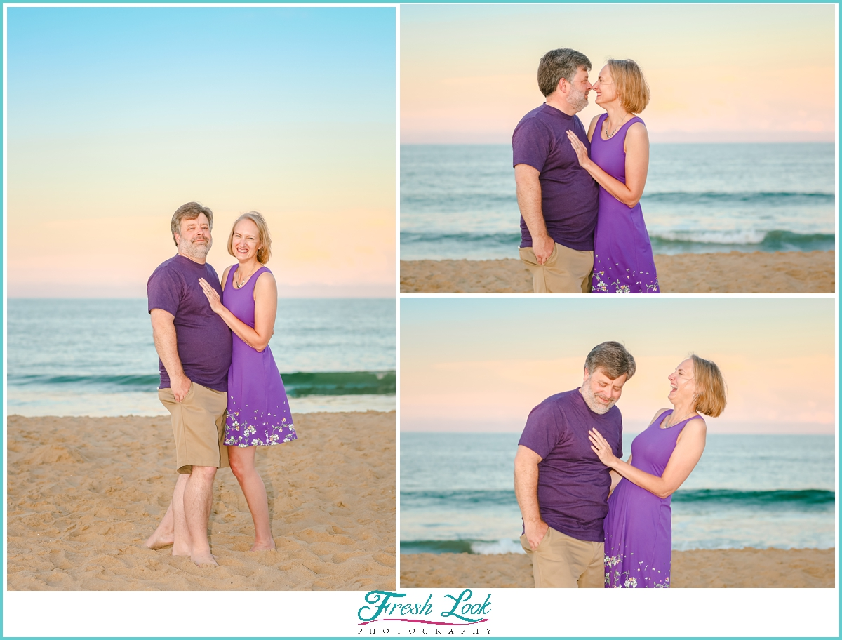 Virginia Beach couples photographer
