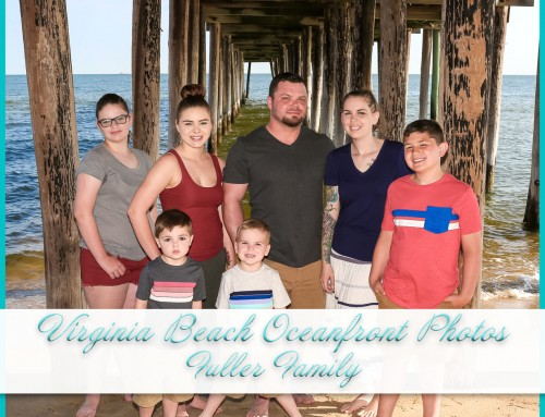 New Family Beach Photos | Fuller Family
