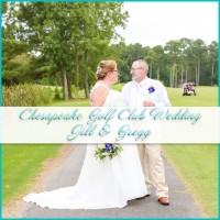 Chesapeake Golf Club Wedding