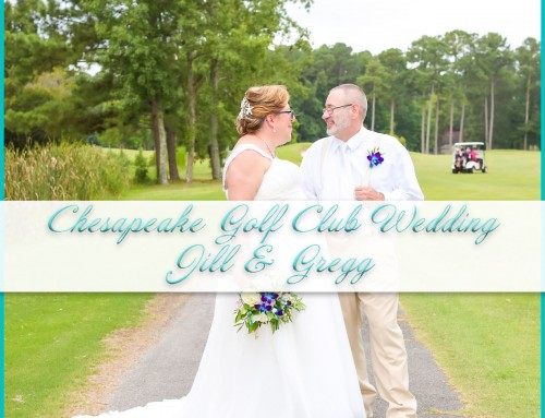 Chesapeake Golf Club Wedding | Jill+Gregg