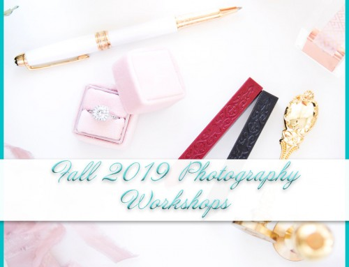 Fall 2019 Photography Workshops | Virginia Beach