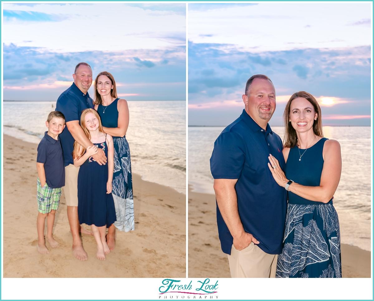 Virginia Beach sunset photos