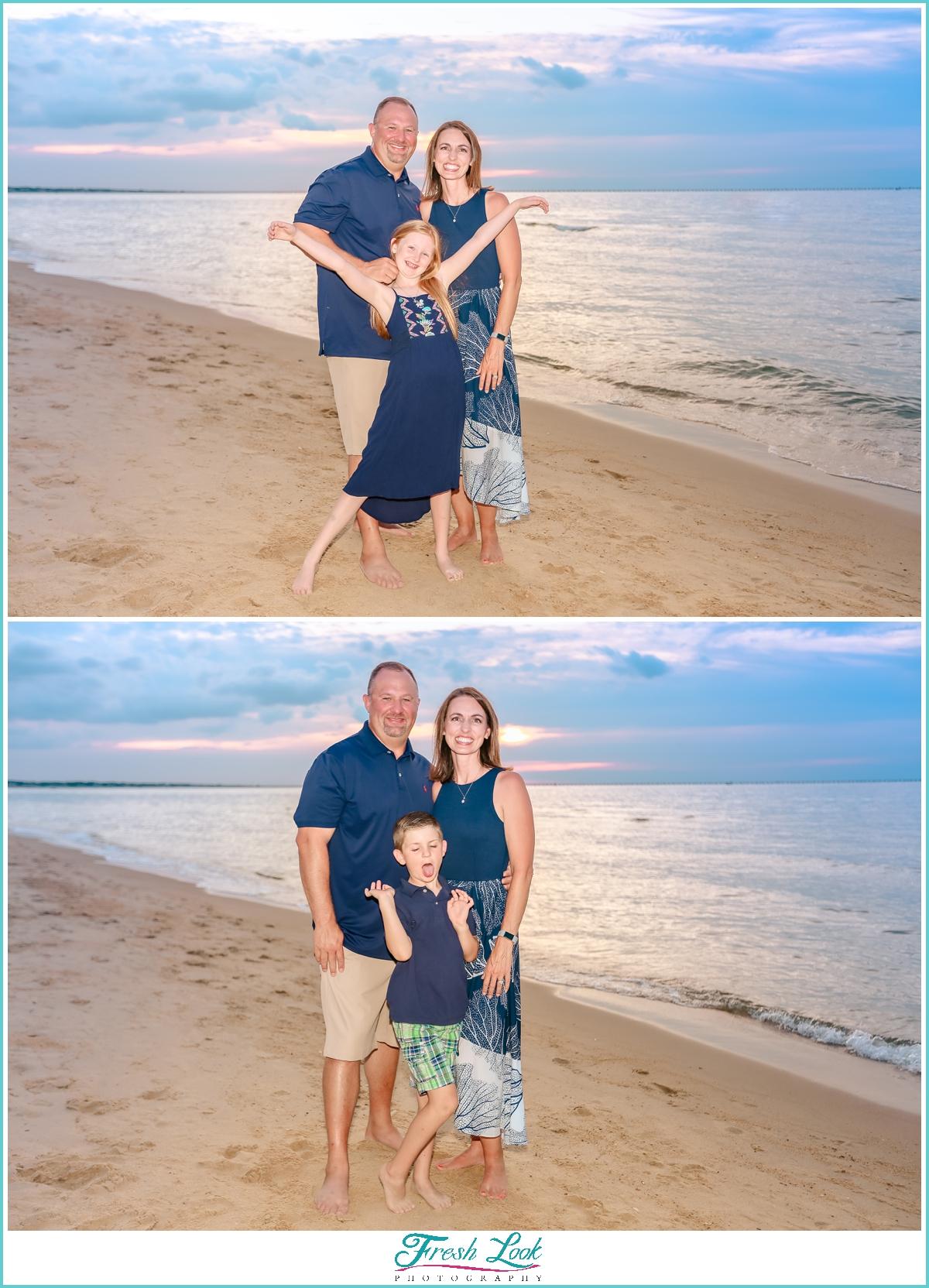 best family photography Virginia Beach
