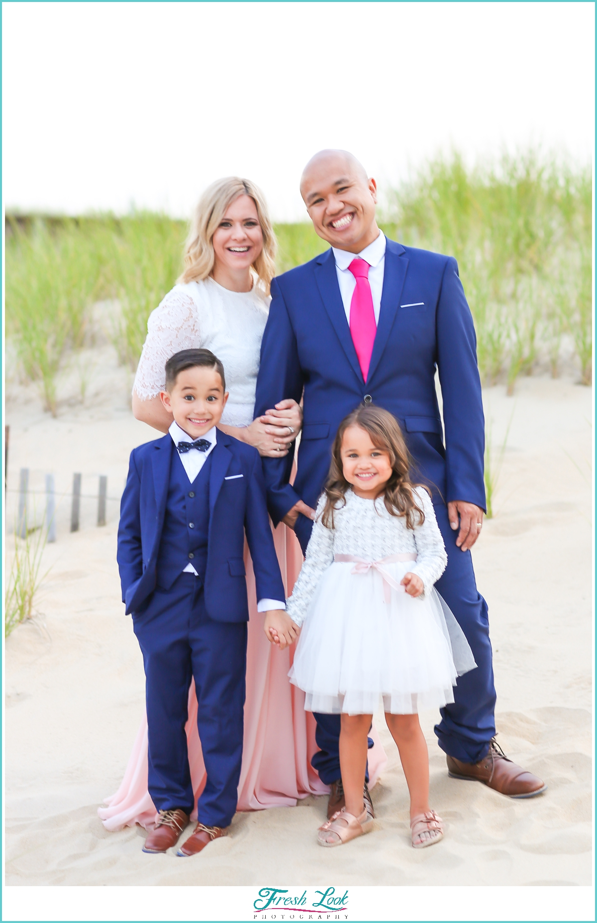 Virginia Beach family photoshoot