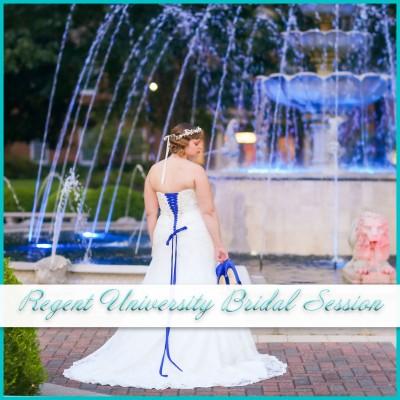 Regent University Bridal Session