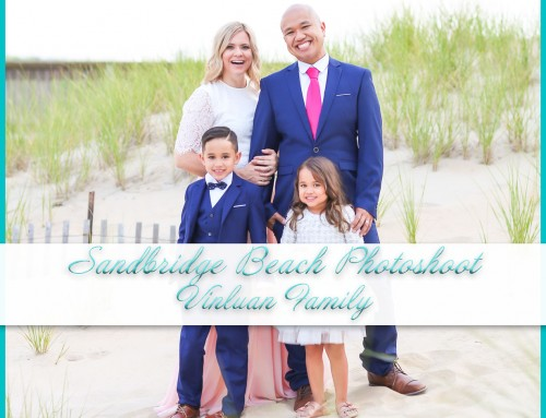 Sandbridge Beach Photoshoot | Vinluan Family