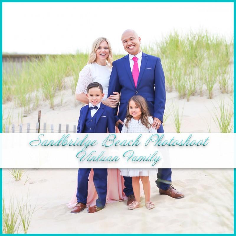 Sandbridge Beach Photoshoot