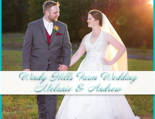 Windy Hills Farm Wedding | Melanie+Andrew