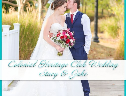 Colonial Heritage Club Wedding Williamsburg | Stacy+Jake