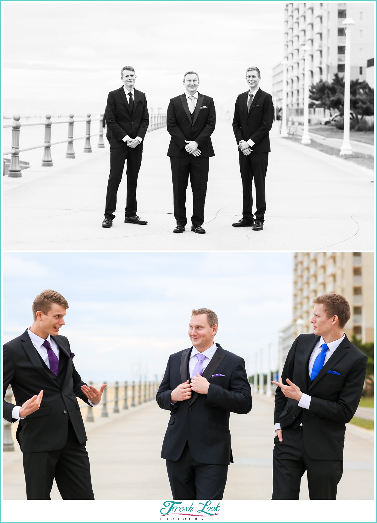 groom and groomsmen photo ideas