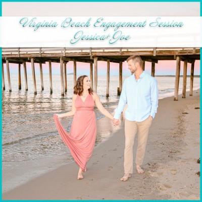 Virginia Beach Engagement Session