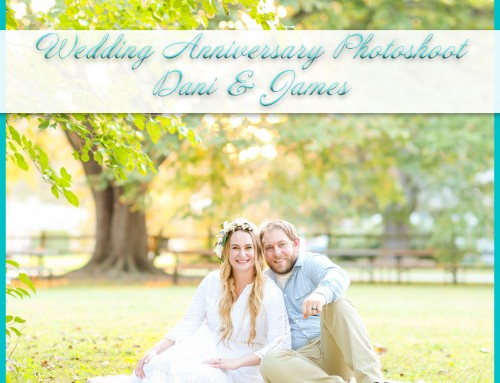 Wedding Anniversary Photoshoot | Dani+James