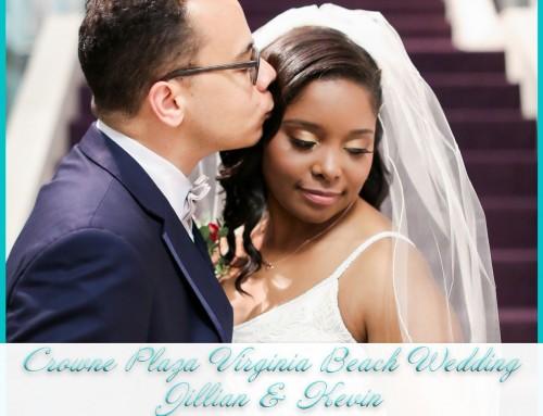 Crowne Plaza Virginia Beach Wedding   Jillian+Kevin