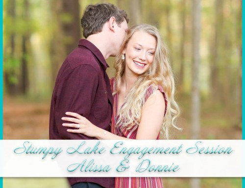 Fall Engagement Session Photos | Alissa+Donnie