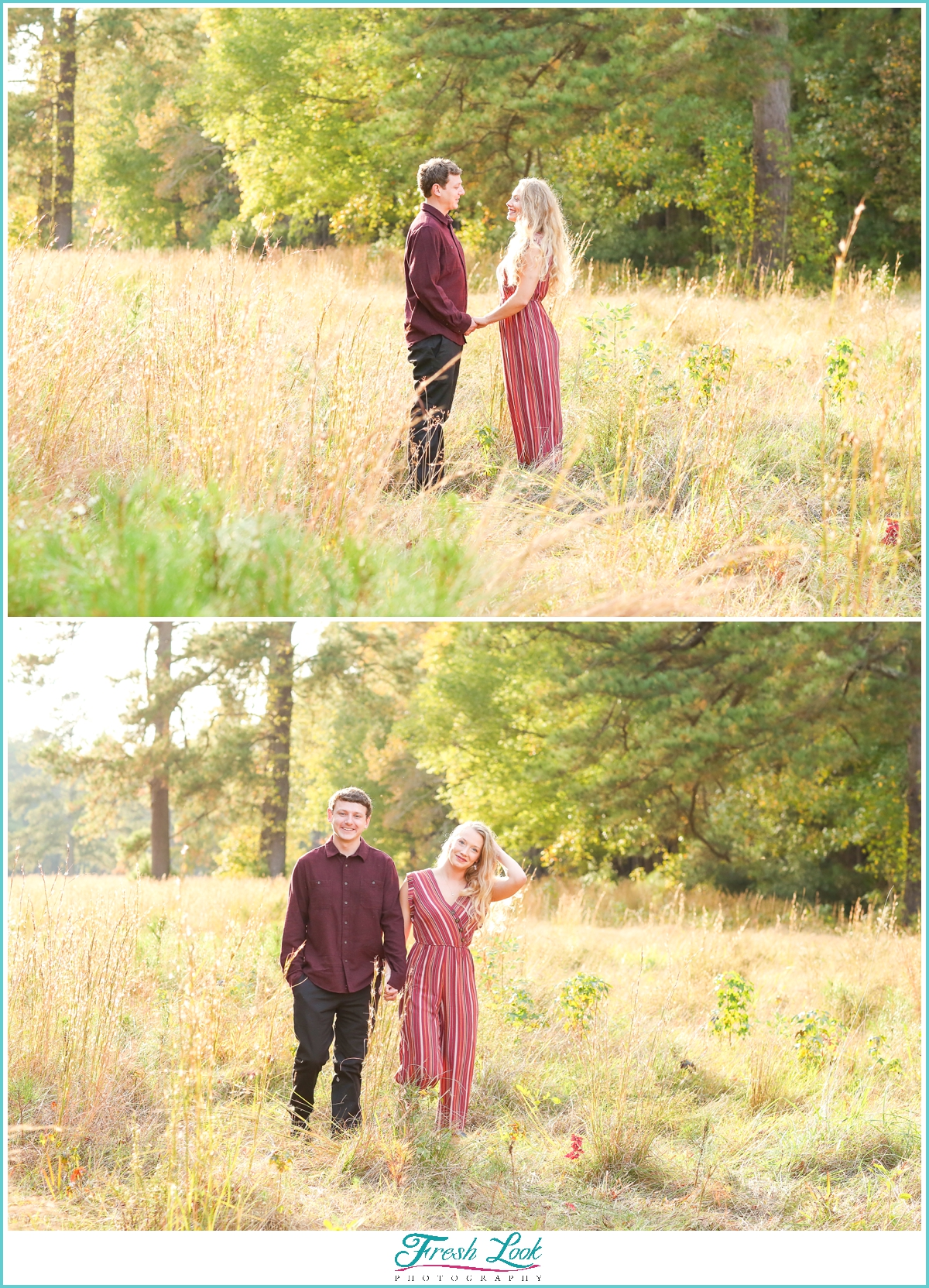 engaged life photoshoot